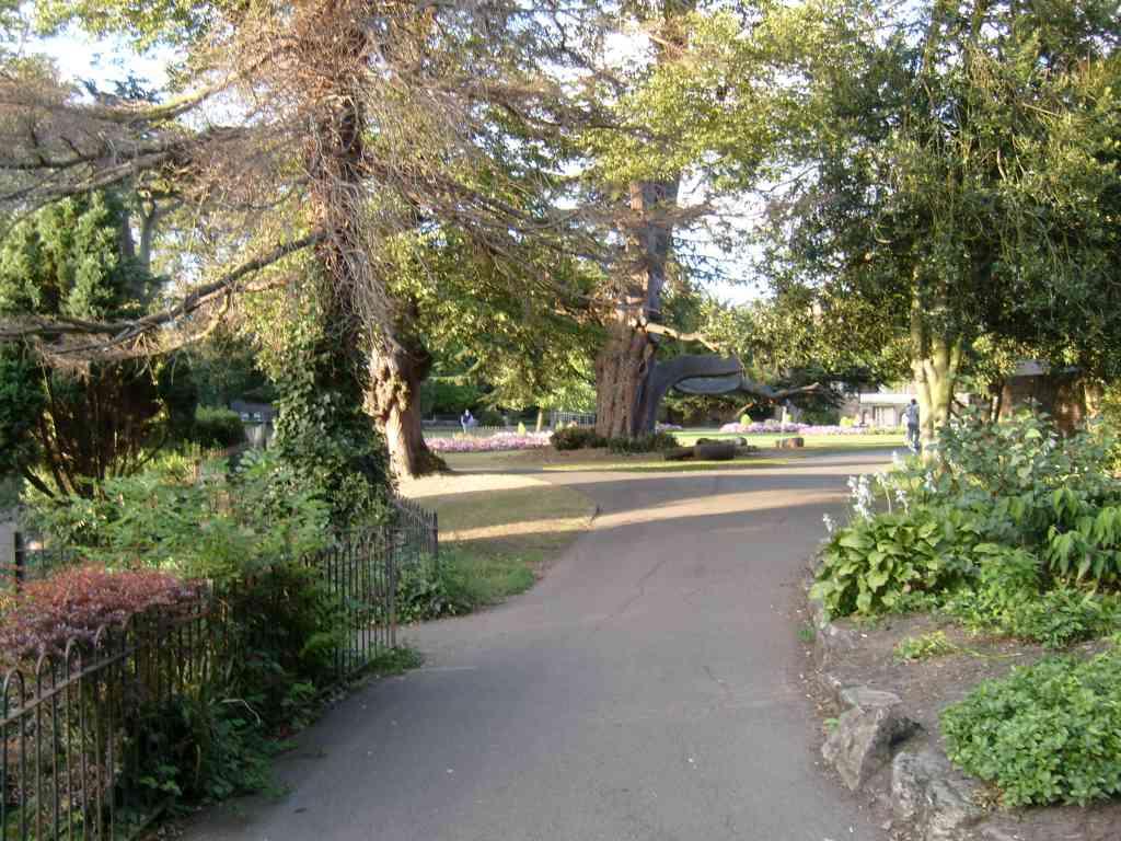 Walpole Park in London - www.weltvermessen.de