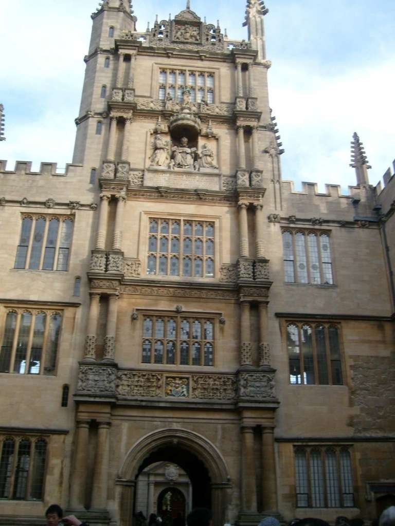 Oxford (c) 2013 www.weltvermessen.de