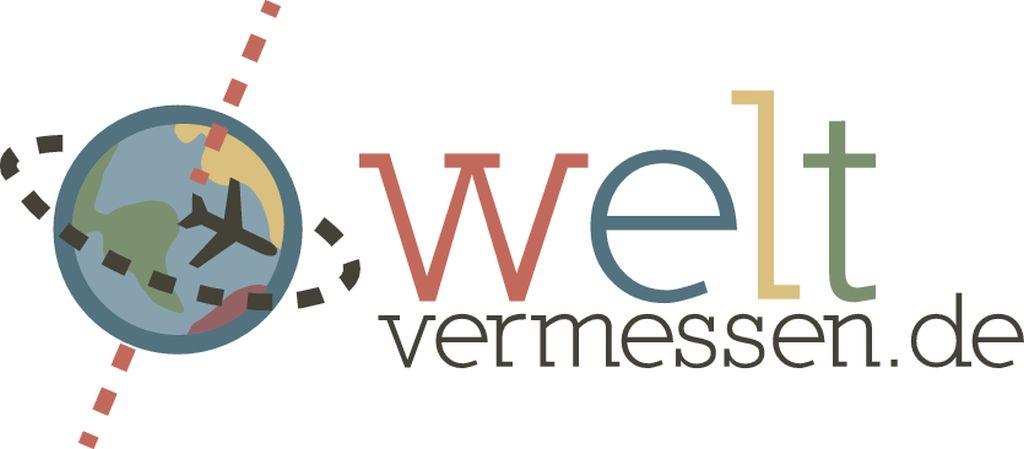 Logo Blog weltvermessen.de  - www.weltvermessen.de
