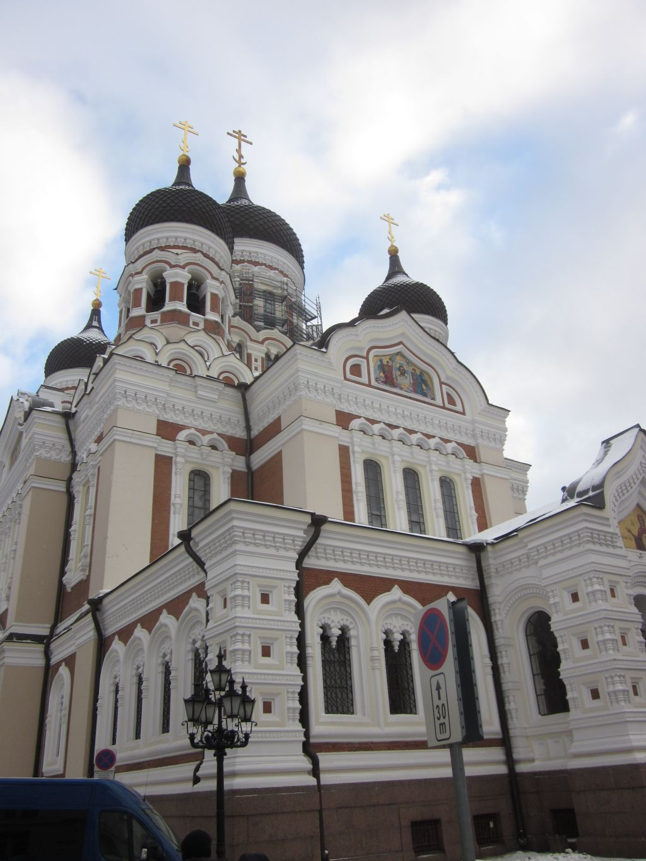 Alexander-Newski-Kathedrale - weltvermessen.de