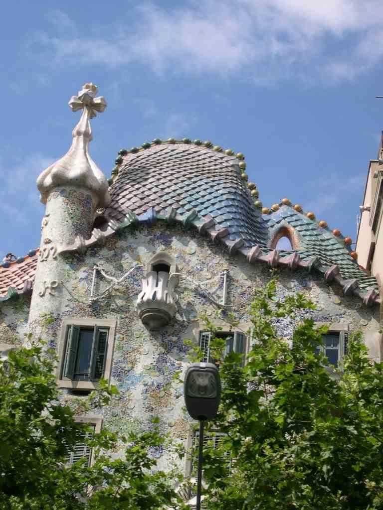 Barcelona Casa Battlo - weltvermessen.de