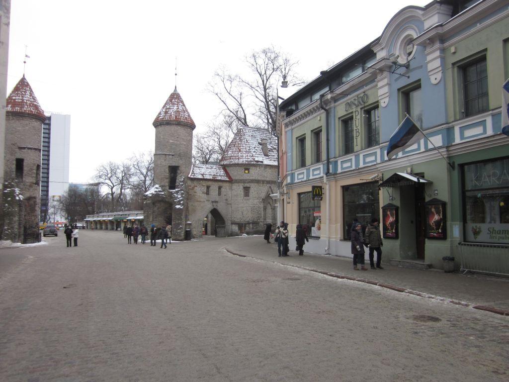 Das Stadttor - weltvermessen.de