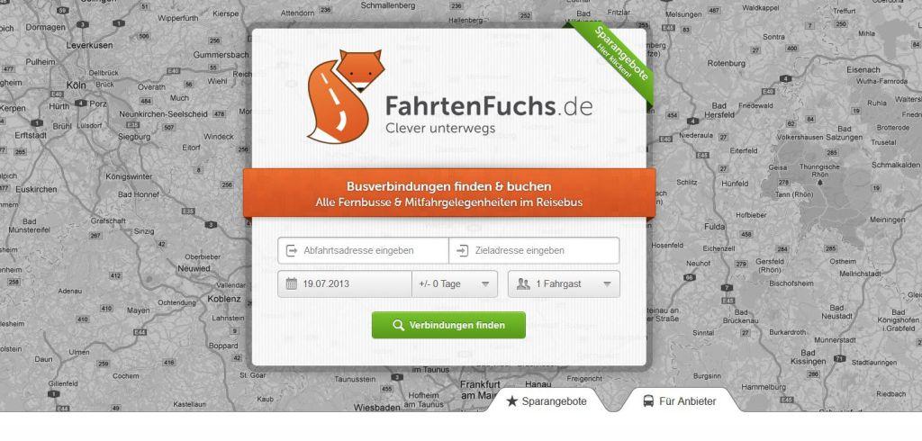 Homepage FahrtenFuchs.de - www.weltvermessen.de