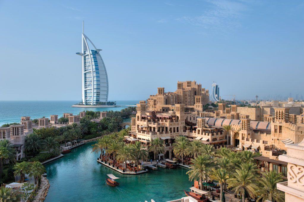 EWTC Burj-Al-Arab & Madinat Jumeirah - www.weltvermessen.de