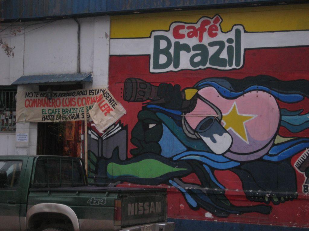 Santiago de Chile - Barrio Brasi - www.weltvermessen.de