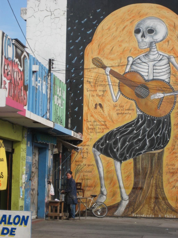 Santiago de Chile - Südstadt - www.weltvermessen.de