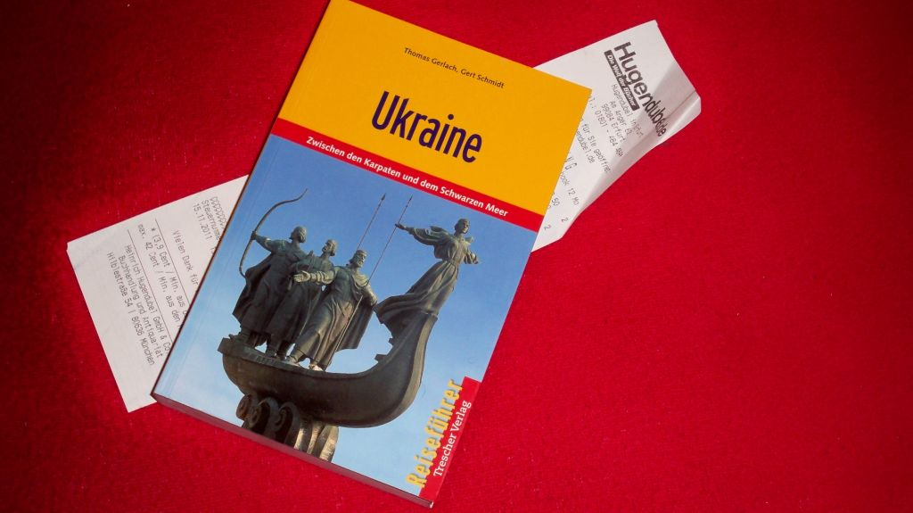 Reiseführer Ukraine