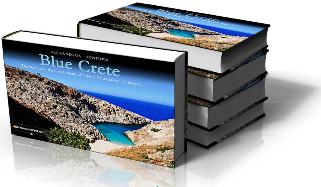 """Buch """"Blue Crete"""" - Strände auf Kreta - weltvermessen.de"""