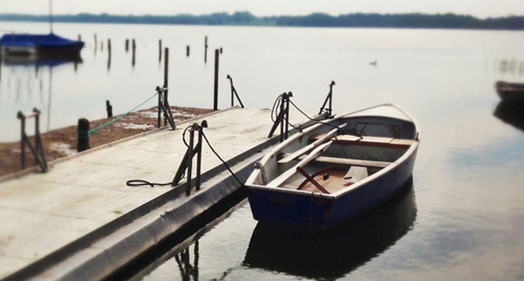 Fischkate Boot - weltvermessen.de