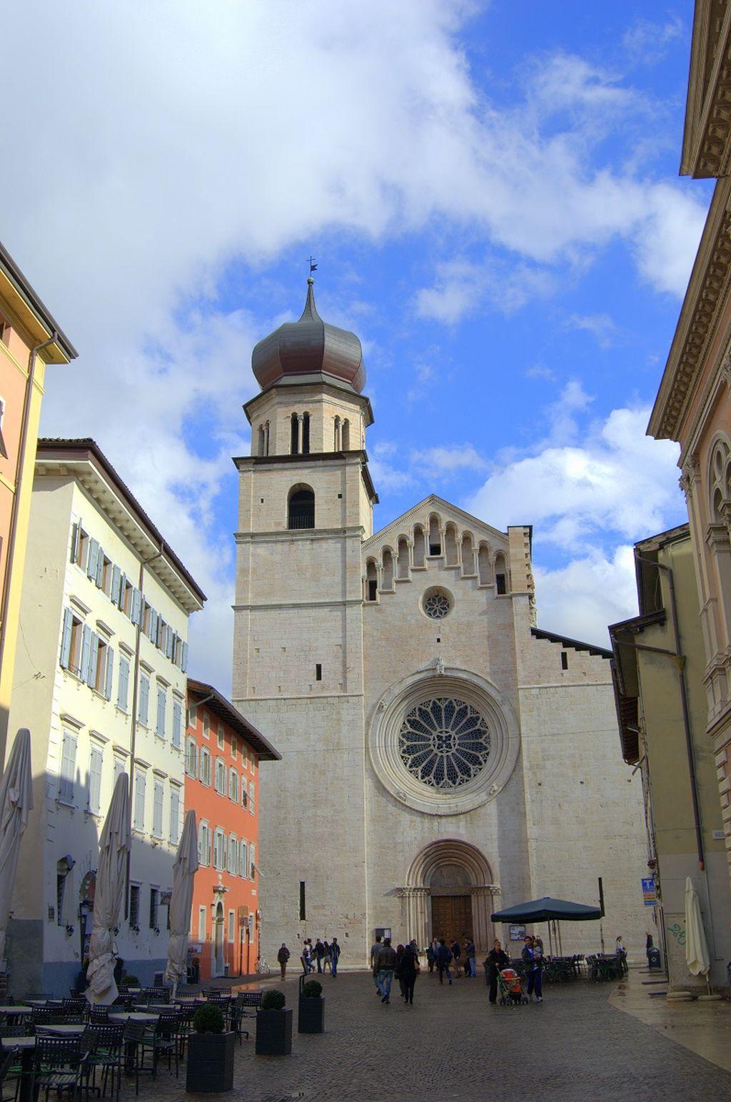 Trento Blick auf den Dom - weltvermessen.de (c) www.azzurro-diary.com