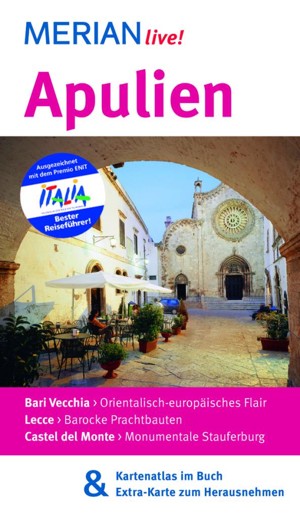 Reiseführer Apulien Merian Verlag