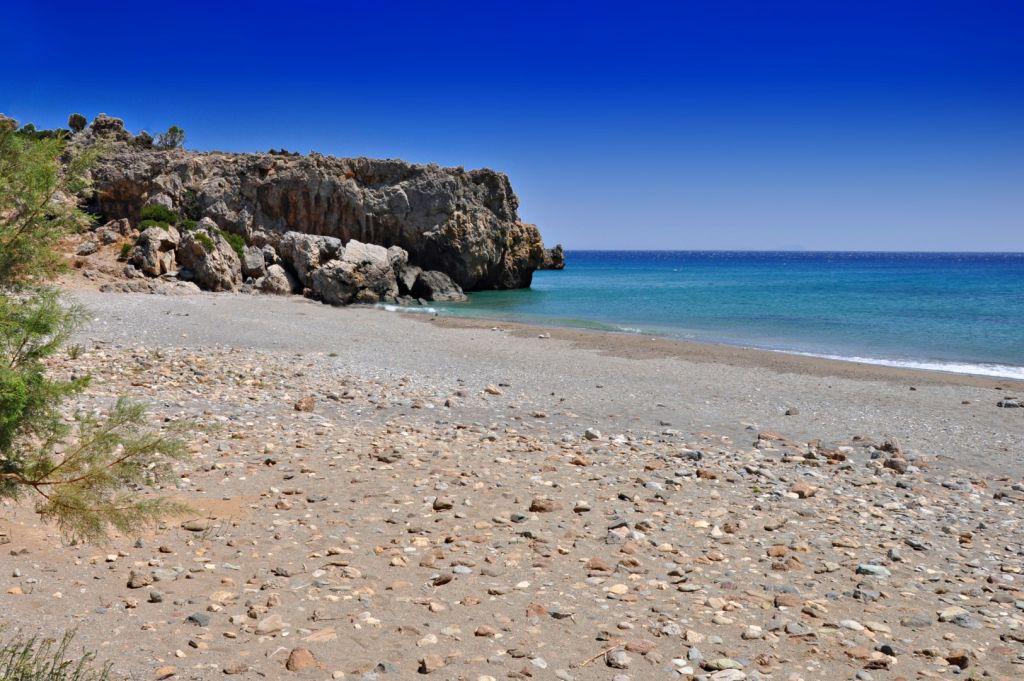Strand von Peristeres - Strände auf Kreta - weltvermessen.de