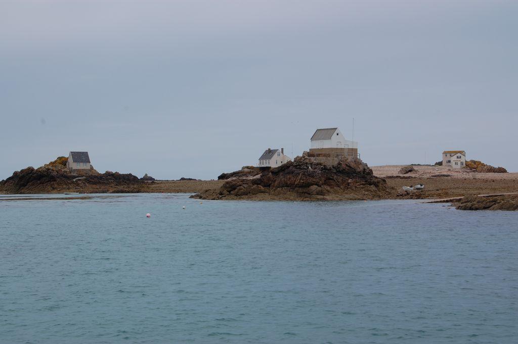 Kanalinseln Les Écréhous bei Ebbe (c) Johannes Frost
