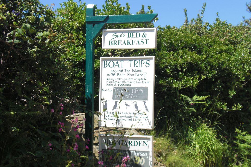Tourismus auf der Kanalinsel Sark (c) Johannes Frost