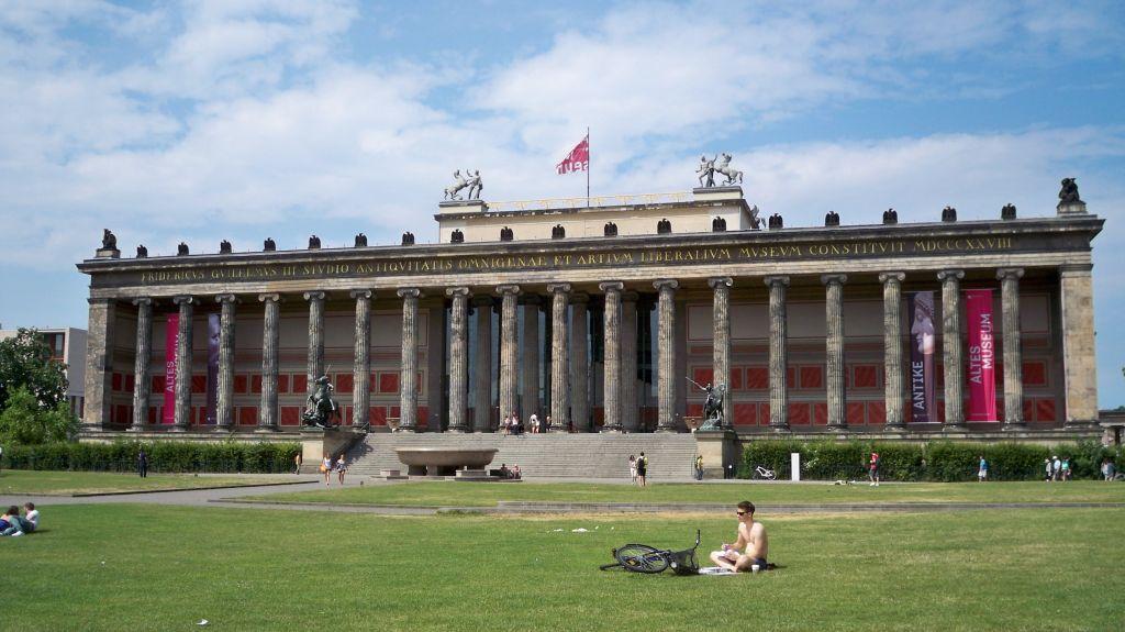 Museumsviertel in Berlin (c) weltvermessen.de
