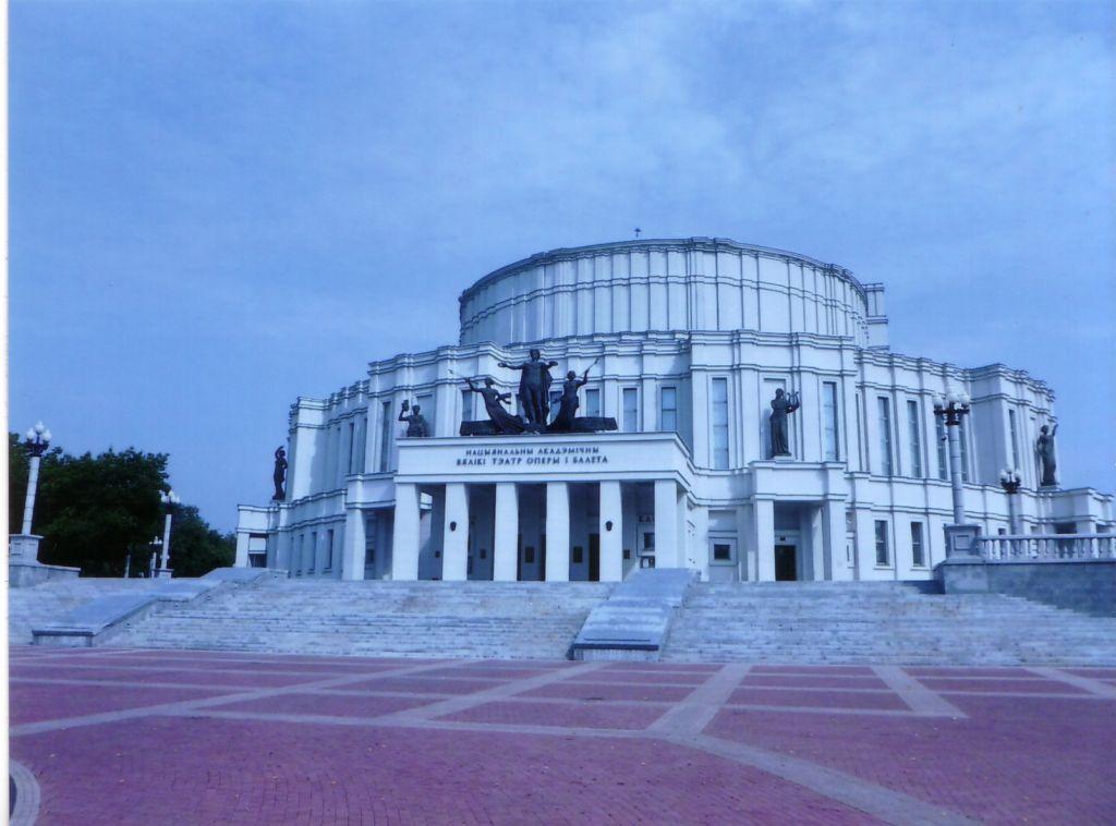 Oper in Minsk (c) Stefan Petzold