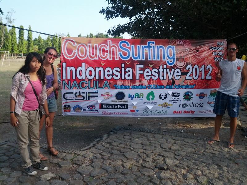 Couchsurfing in Indonesien (c) Chris Wilpert
