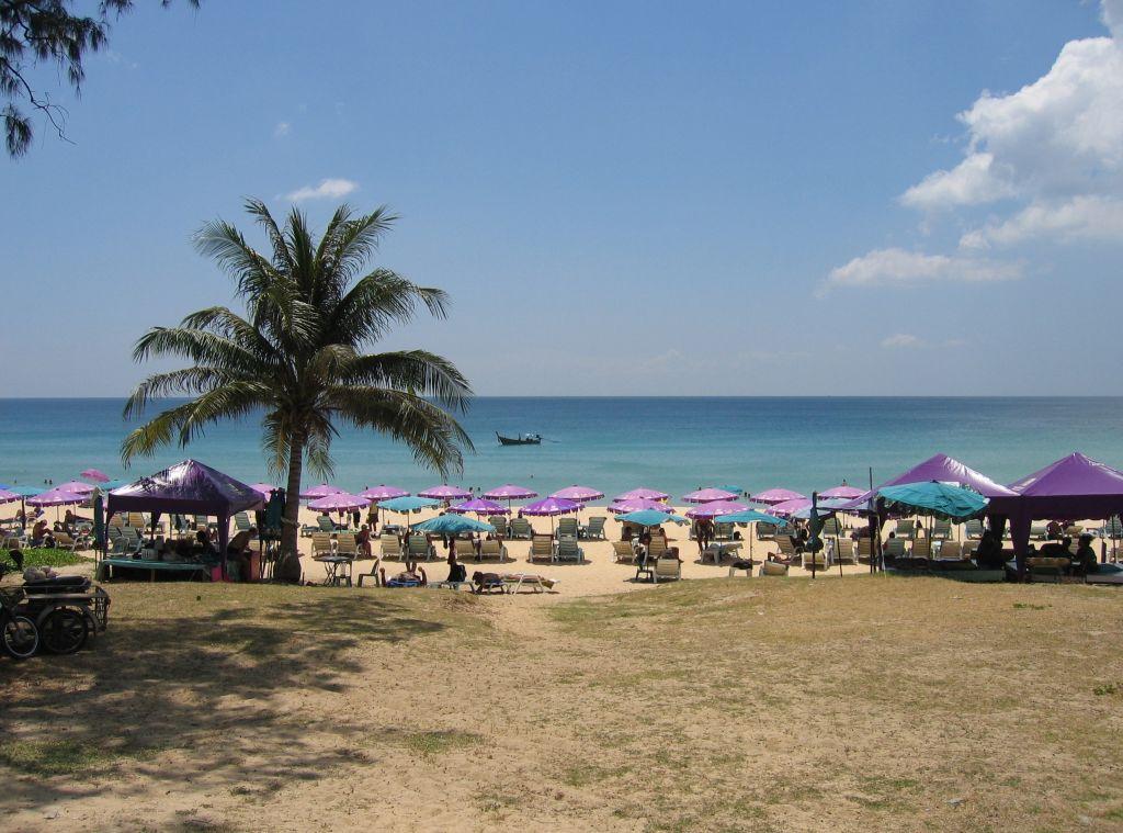 Strand Phuket Thailand © ewtc.de