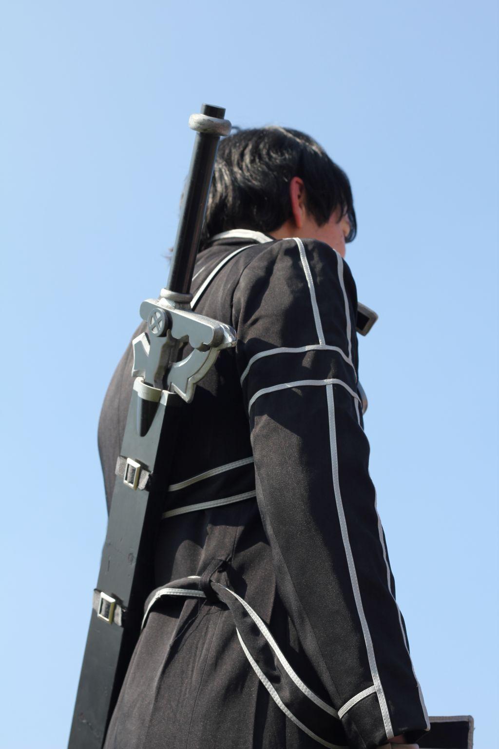 Costume Player Kirito aus SAO (c) Pascal Nitsche