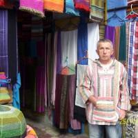 Deutscher Auswanderer, der in Marokko seine neue Heimat fand