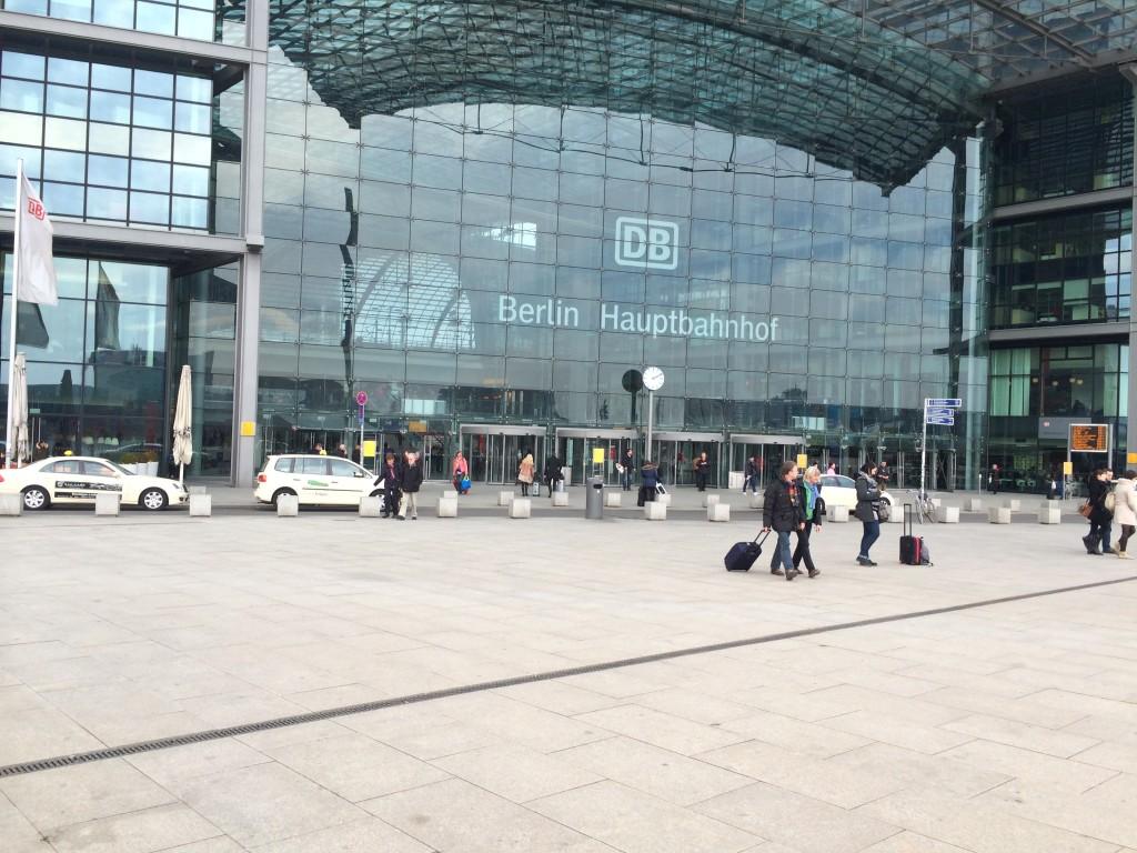Hauptbahnhof zu Berlin (c) Niklas Hoffmeier