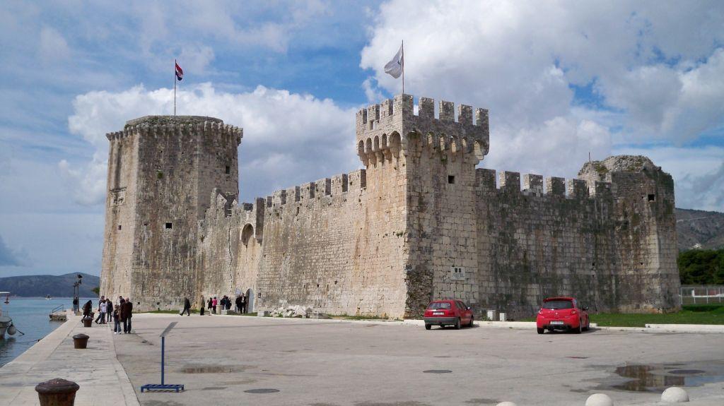 Festung Kastel Kamerlengo Trogir (c) weltvermessen.de