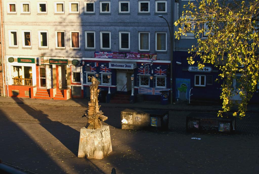 Hans-Albers-Platz  Hamburg (c) Rabea Ganz
