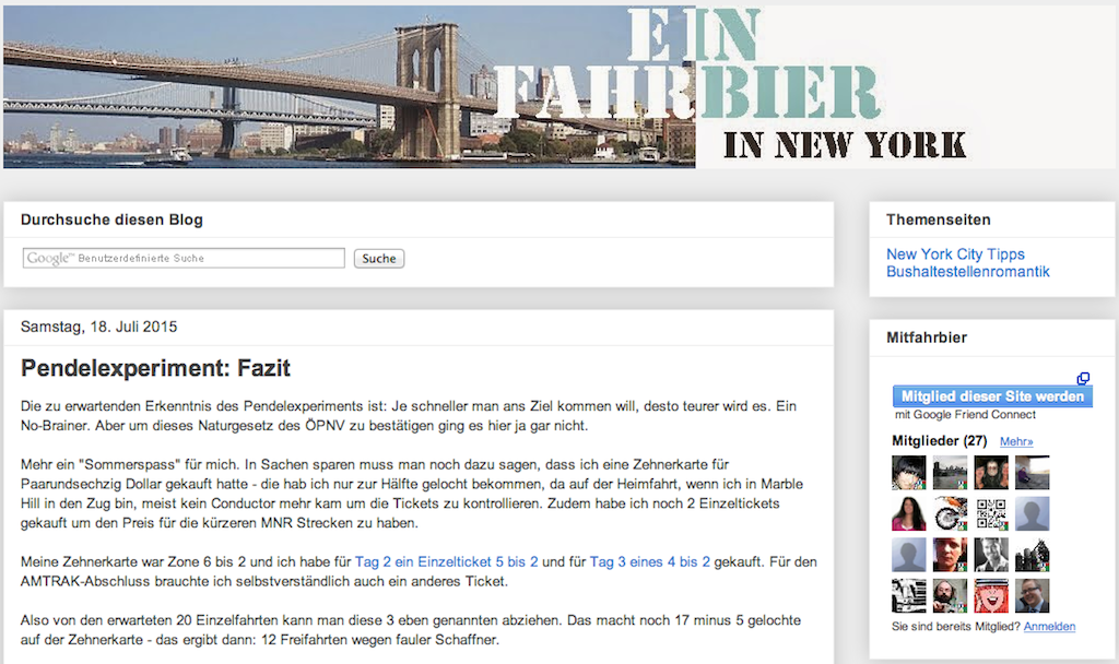 Screenshot von fahrbier.de