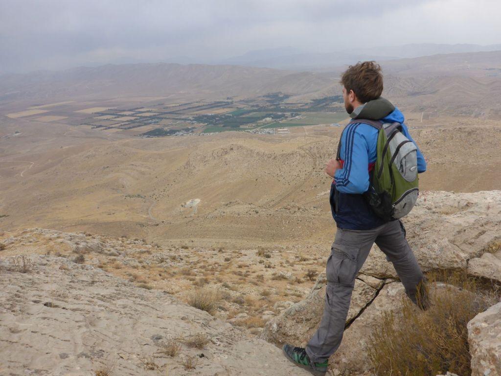 Verbotener Berg bei Shiraz im Iran (c) zerinnerung.de