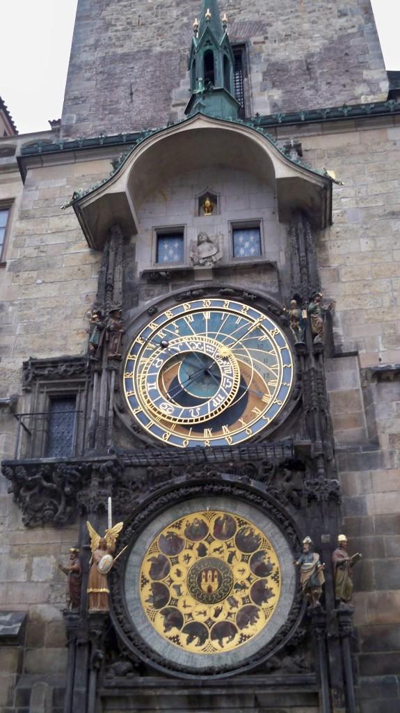 DIe weltberühmte Prager Uhr