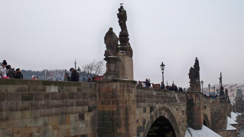 Karlsbrücke Prag (c) Thilo Götze