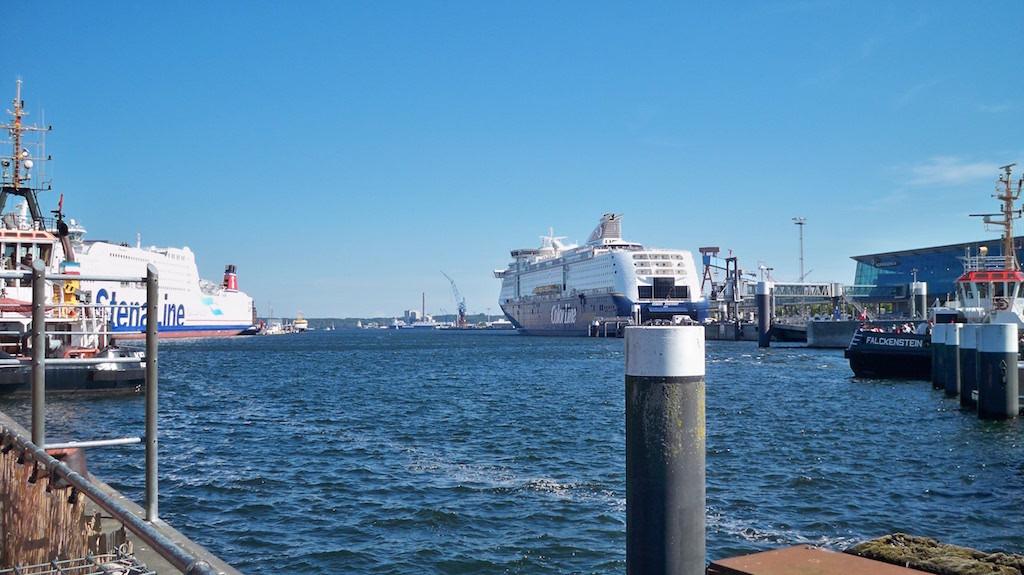 Kreuzfahrt ab Kiel mit ATIWORLD